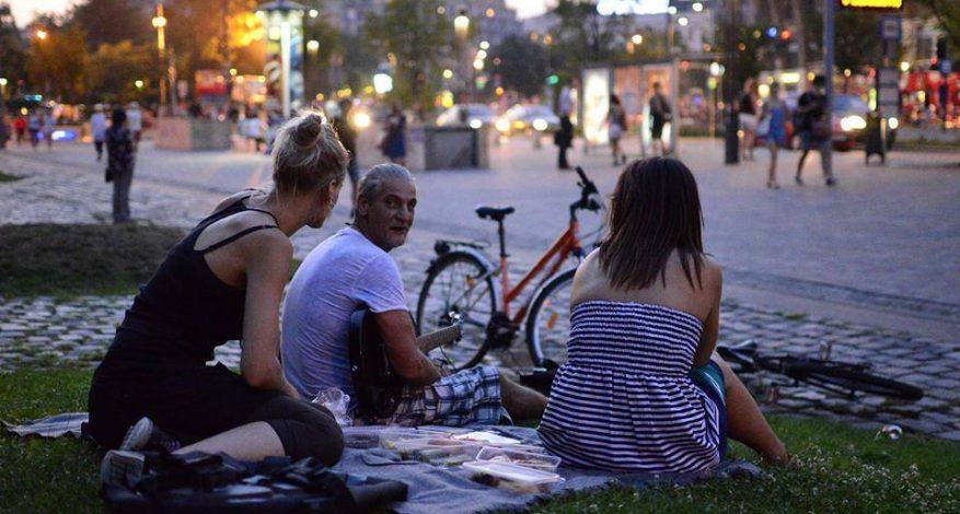 Gerilla piknik